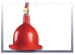Poidła dzwonowe Breederdrinker firmy Plasson stary model w ofercie Polska Ferma