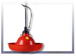 Poidła dzwonowe dla indyka MK5 firmy Plasson nowy model w ofercie Polska Ferma