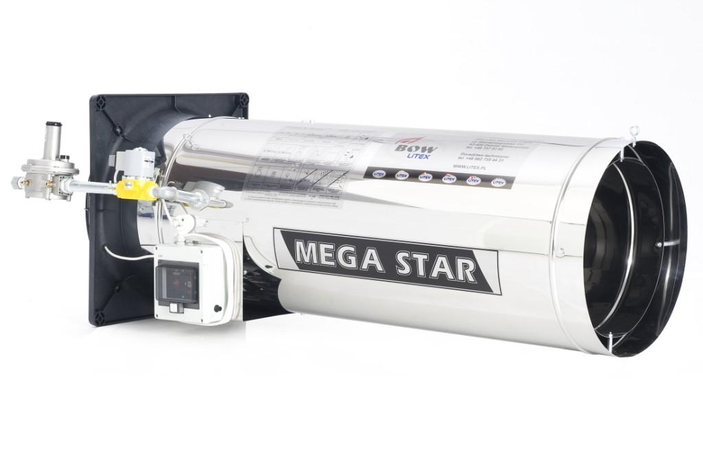 nagrzewnica Mega Star