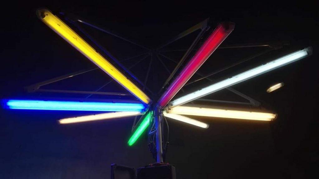 Świetlówki do obiektów drobiarskich.